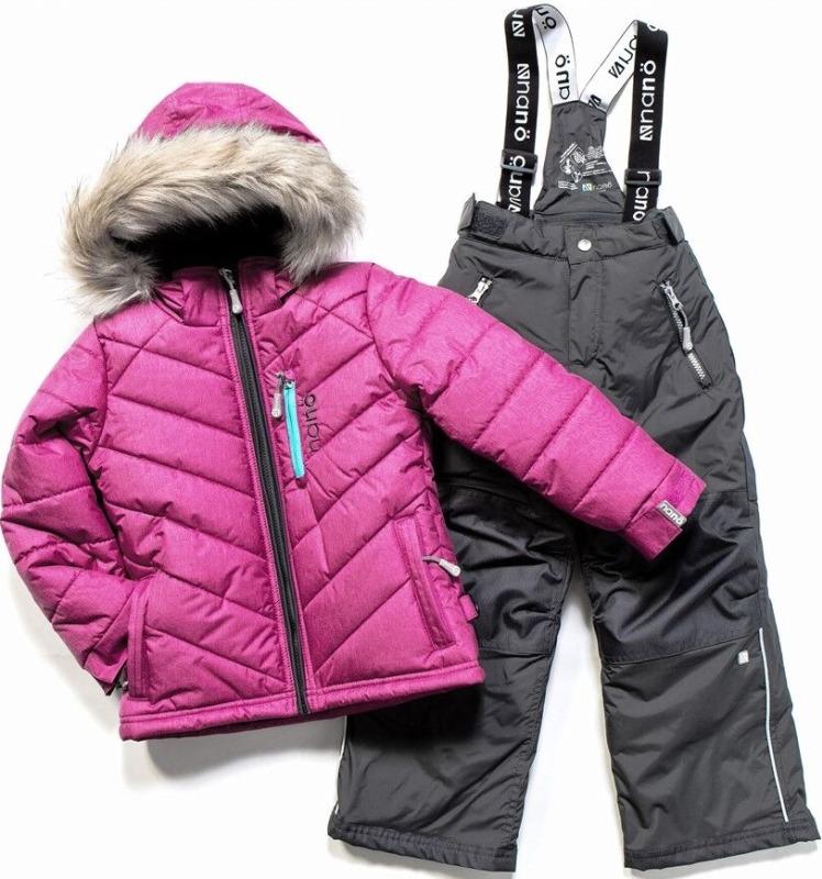 Костюм зимний комбинезон и куртка